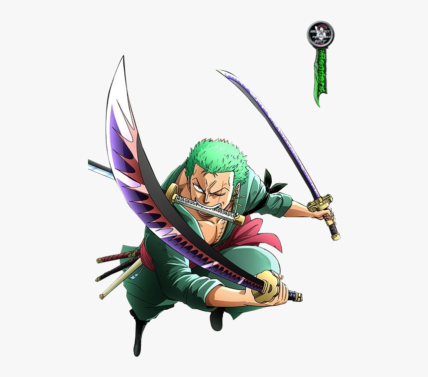 Zoro One Piece Png One Piece Zoro Png Transparent Png Transparent Png Image Pngitem
