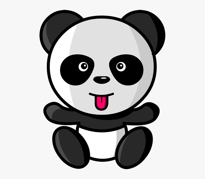 Kawaii Panda Hd Png Download Transparent Png Image Pngitem