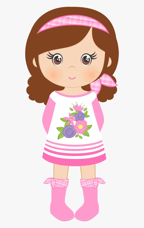 Cute Girly Clipart