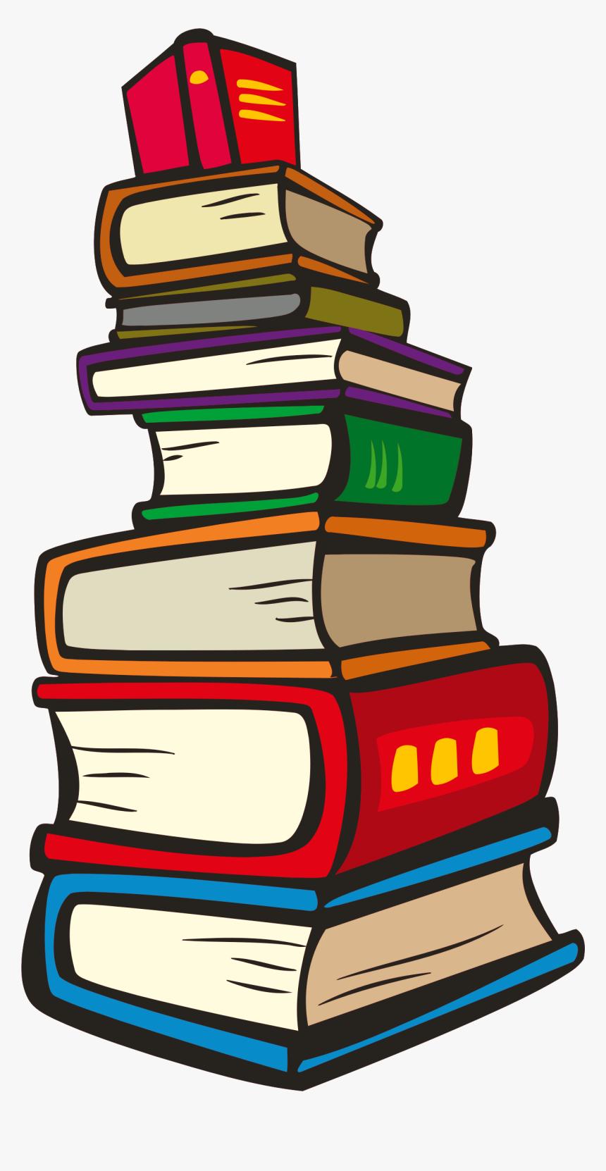 Book Reading Writing Clip Art - Reading Writing Clip Art, HD Png Download ,  Transparent Png Image - PNGitem