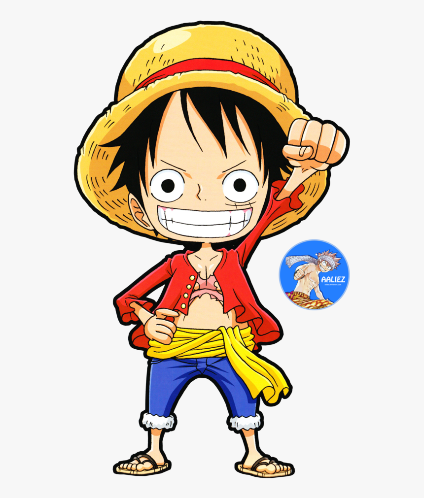 One Piece Chibi Png Transparent Png Transparent Png Image Pngitem