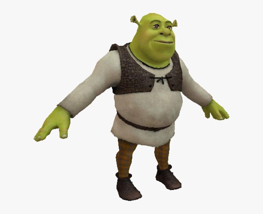 Meme Memes Shrek Tpose Freetoedit T Pose Shrek Png Transparent Png Transparent Png Image Pngitem