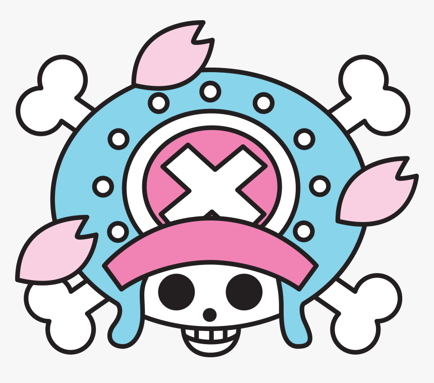 Chopper Flag Symbol One Piece Chopper Flag Hd Png Download Transparent Png Image Pngitem