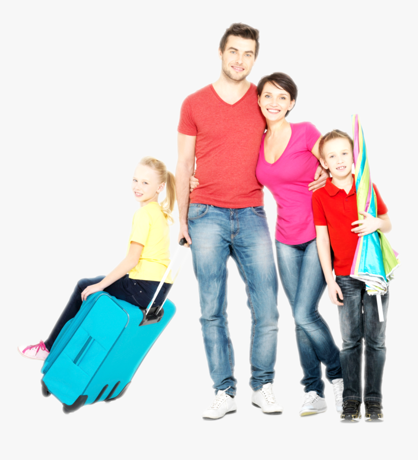 Happy Family Travel Png Transparent Png Transparent Png Image Pngitem