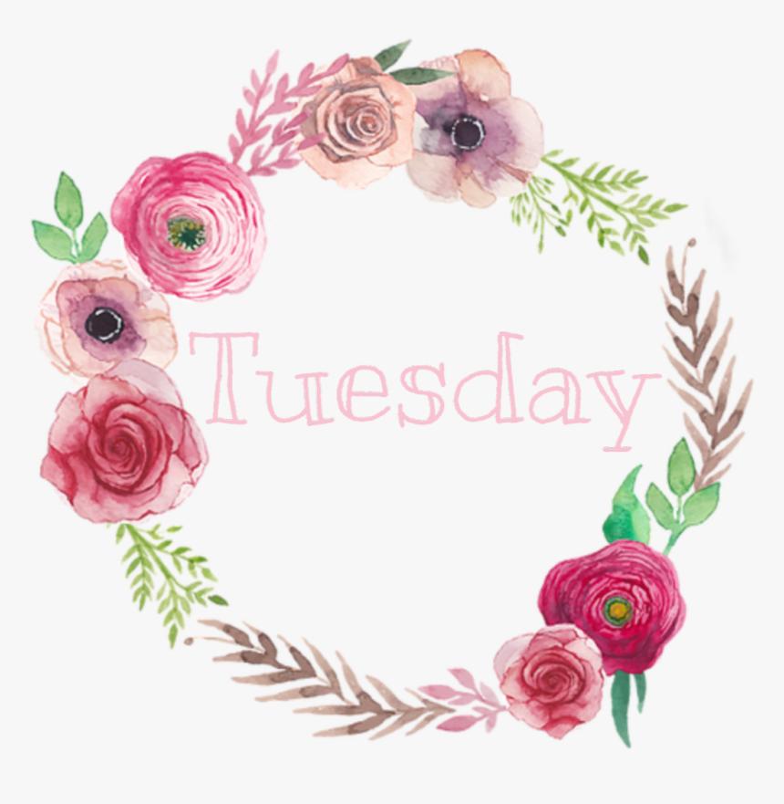 Flower Ring Stiker Yuvarlak Cerceve Cicek Hd Png Download Transparent Png Image Pngitem