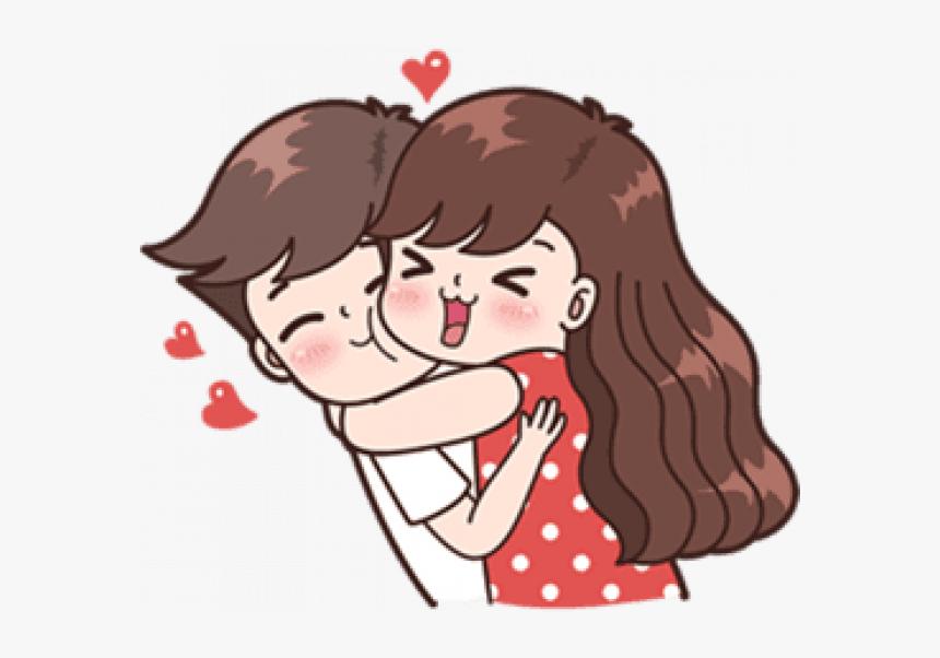 Boobib Cartoon Couple Hd Hd Png Download Transparent Png Image Pngitem
