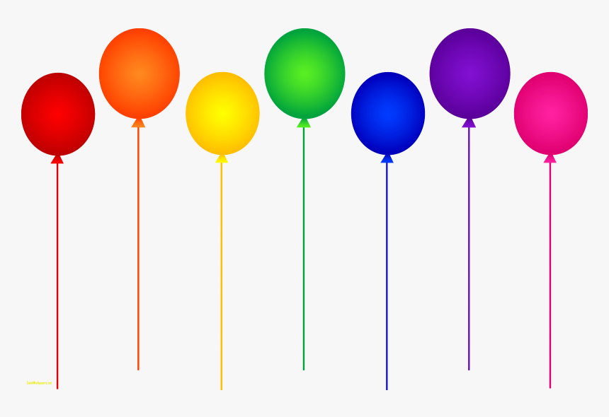 Clipart Free Library Images Balloon Clip Art Birthday Balloon Clip Art Hd Png Download Transparent Png Image Pngitem