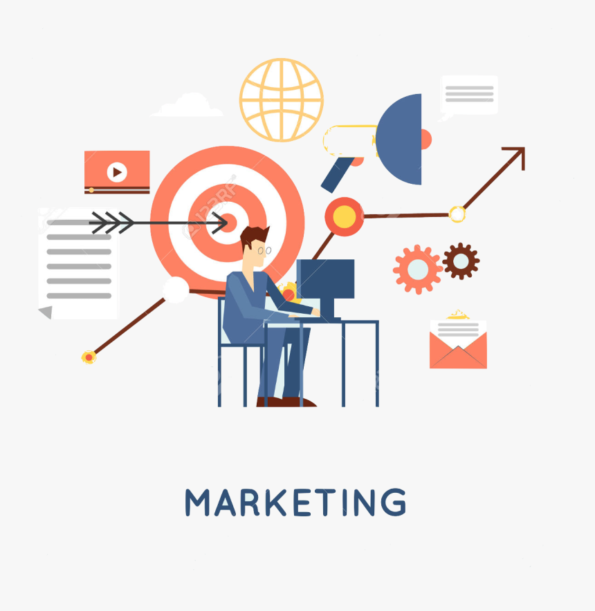 digital marketing strategy vector hd png download transparent png image pngitem digital marketing strategy vector hd