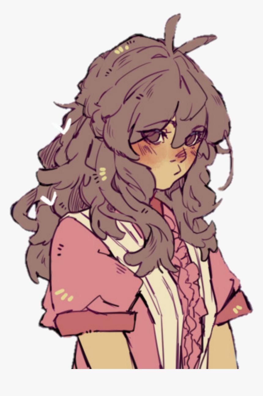 Anime Kawaii Girl Angry - Anime Wallpaper HD