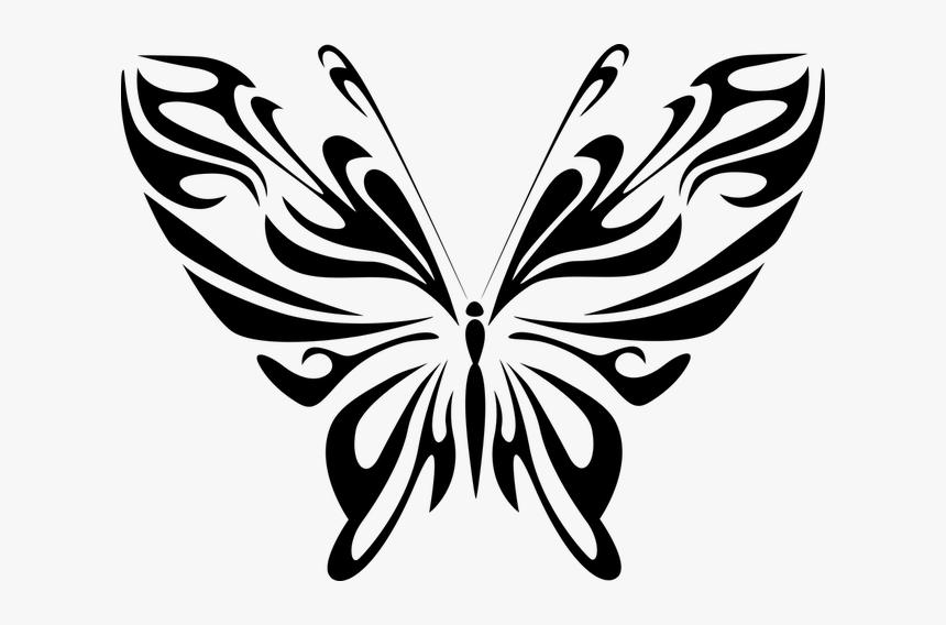 Sketsa Gambar Kupu Kupu Butterfly Drawing Line Art Hd Png Download Transparent Png Image Pngitem