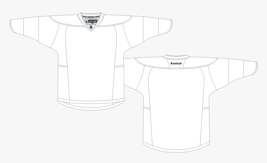 blank nhl hockey jerseys