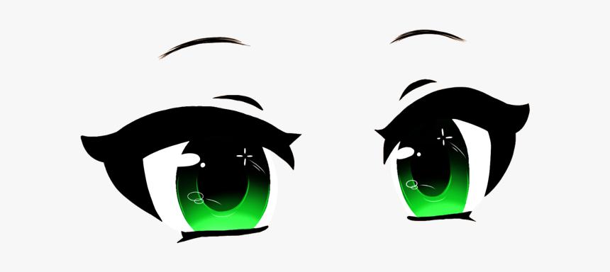 Gacha Gachalife Eye Gachaeye Freetoedit Green Gacha Edit Eyes Hd Png Download Transparent Png Image Pngitem