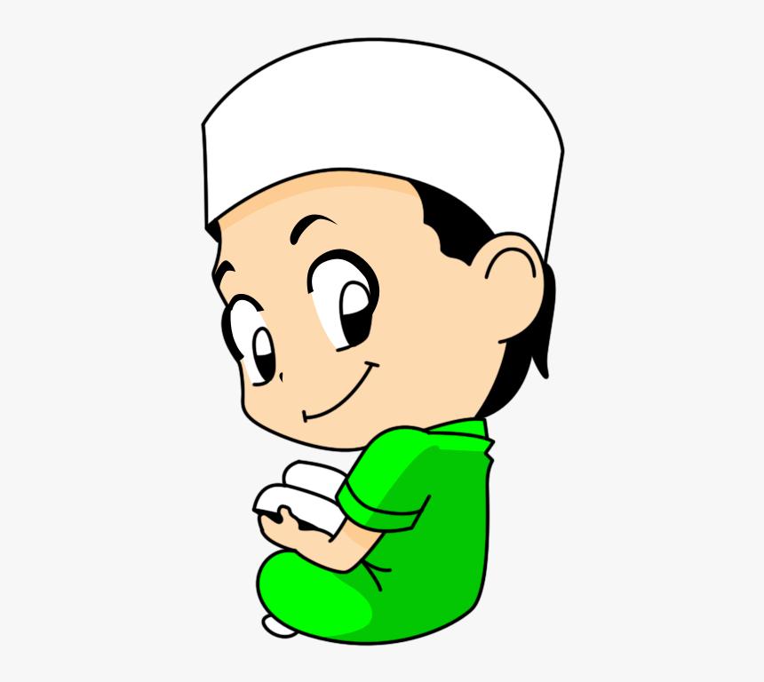 Gambar Kartun Muslim Png Transparent Png Transparent Png Image Pngitem