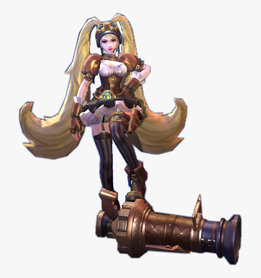 Layla Mobile Legends Characters Transparent