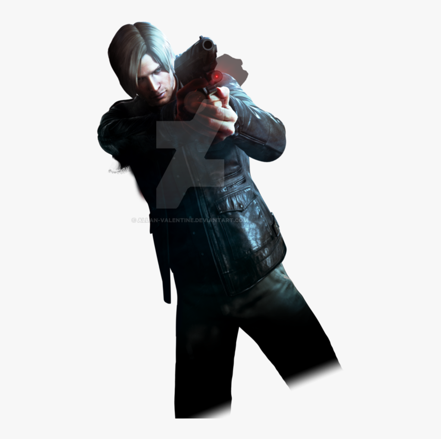 Resident Evil 6 Leon Hd Png Download Transparent Png Image