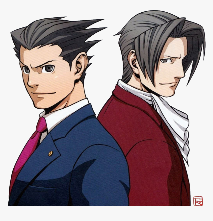 Ace Attorney High Quality Background On Wallpapers Ace Attorney