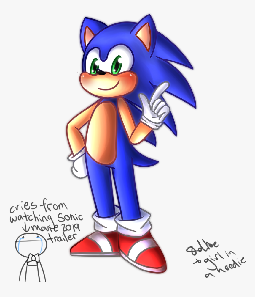 Sonic Movie On Deviantart Hd Png Download Transparent Png Image Pngitem