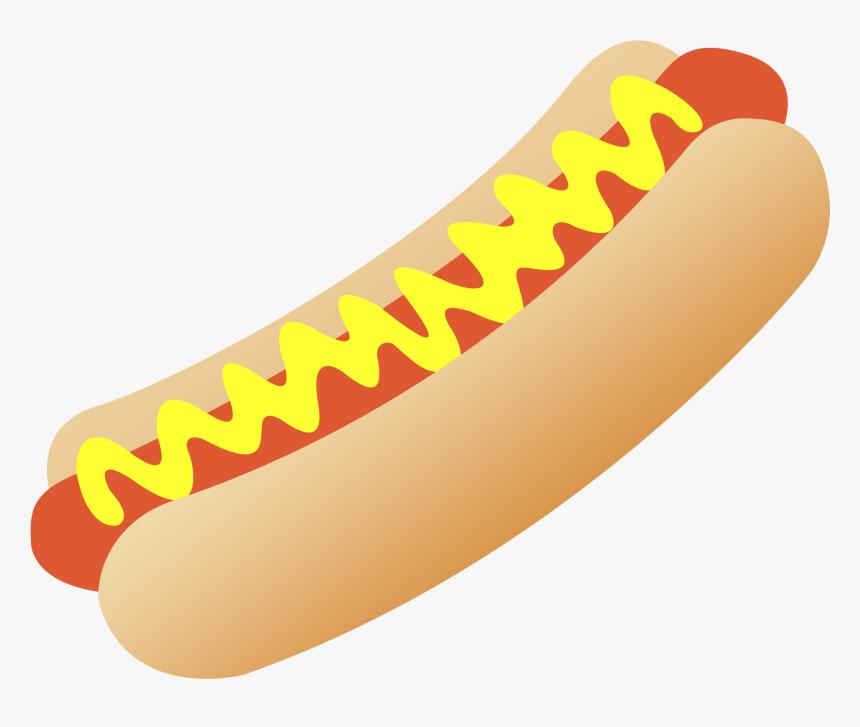 Hamburger & Hot Dog SVG Cut File & Clipart