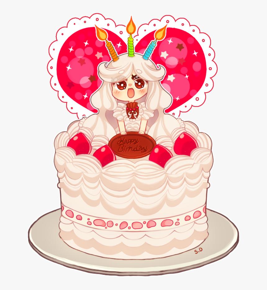 Peachy Anime Girl Birthday Cake Png Transparent Png Transparent Png Funny Birthday Cards Online Unhofree Goldxyz