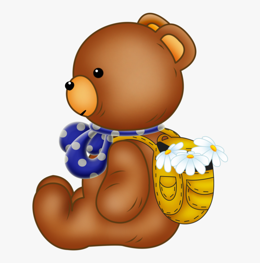 Ursos Desenho Infantil Png Transparent Png Transparent Png