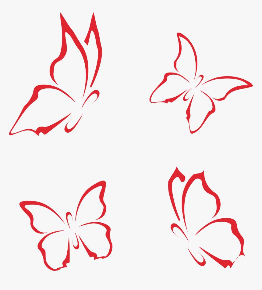 Schmetterling Vorlage Zum Ausdrucken Pdf Kribbelbunt 2