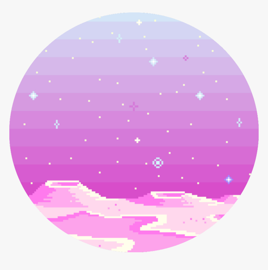 Pixel Aesthetic Vaporwave Tumblr Pink Cute Background Hd Png Download Transparent Image Pngitem