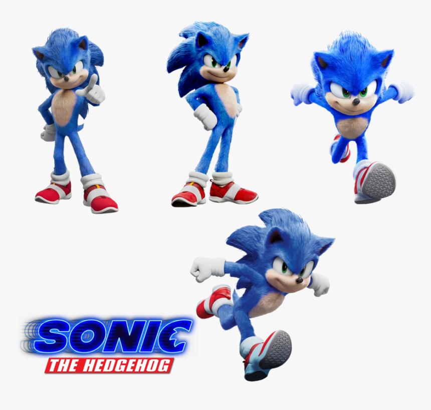 Sonic Movie 2020 Render Hd Png Download Transparent Png Image Pngitem