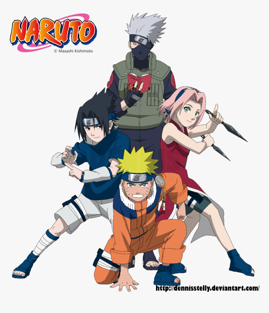 522 5224519 naruto team 7 wallpaper iphone hd png download
