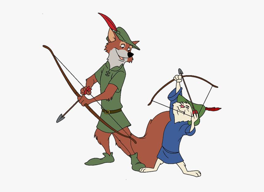 Robin Hood Disney Robin Hood Hd Png Download Transparent Png Image Pngitem