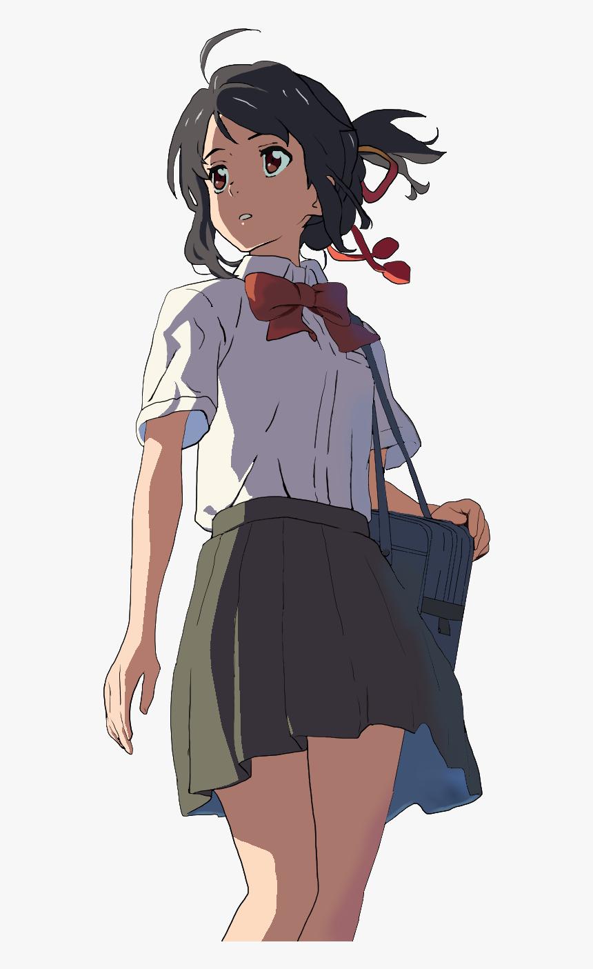 anime #manga #girl #cute #kiminonawa #yourname #cartoon - Your