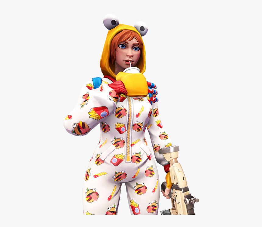 Free 3d Render Of The Onesie Skin For Anyone To Use Skin