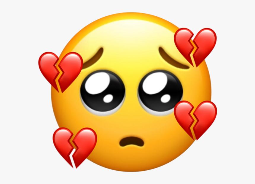 Cursed Crying Emoji, HD Png Download , Transparent Png ...