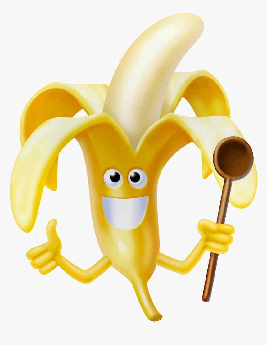 Groente En Fruit Fun Dessin De Banane Rigolote Hd Png Download Transparent Png Image Pngitem