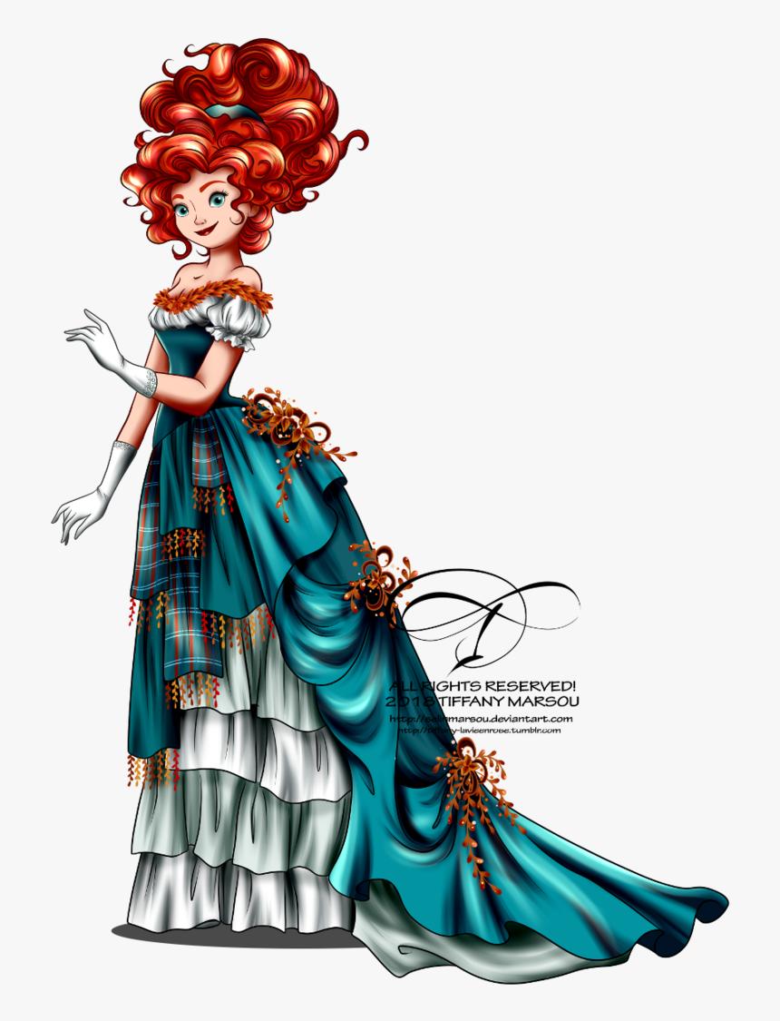 Disney Princess Merida Drawings Hd Png Download Transparent Png