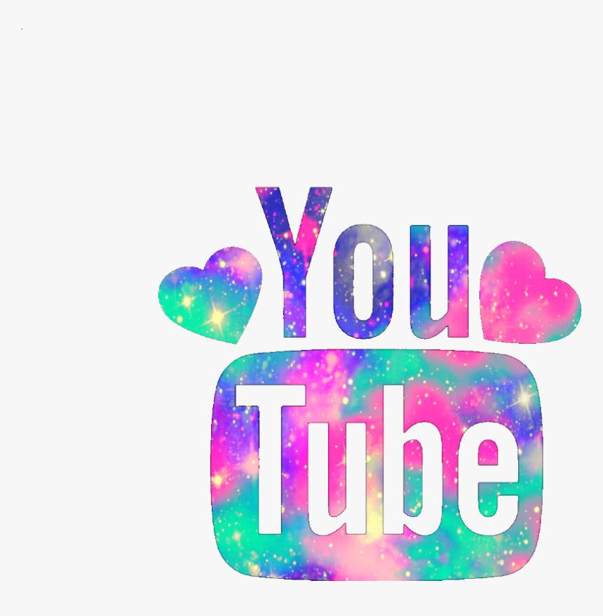 Galaxy Aesthetic Cute Youtube Icon   aesthetic caption