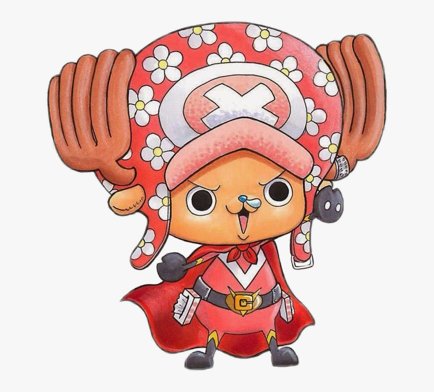 Tonytonychopper Chopper Onepiece Manga Anime Kawaii Chopper One Piece Cute Hd Png Download Transparent Png Image Pngitem