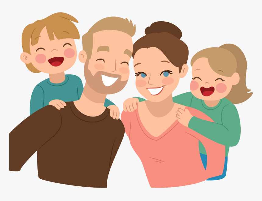 Transparent Parent And Child Clipart Cartoon Family Vector Png Png Download Transparent Png Image Pngitem Family cartoons are ideal for reprint in books, newsletters, magazines, brochures and print ads. cartoon family vector png png download