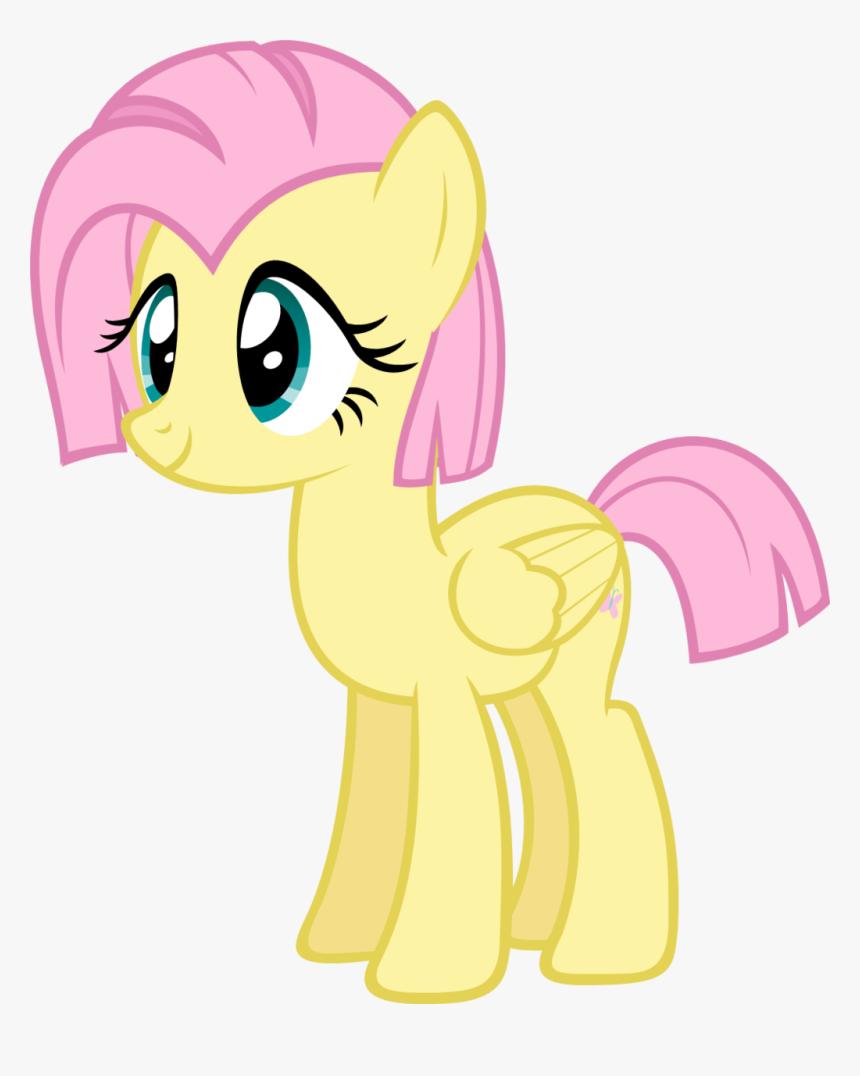 My Little Pony Fluttershy Hair Hd Png Download Transparent Png Image Pngitem