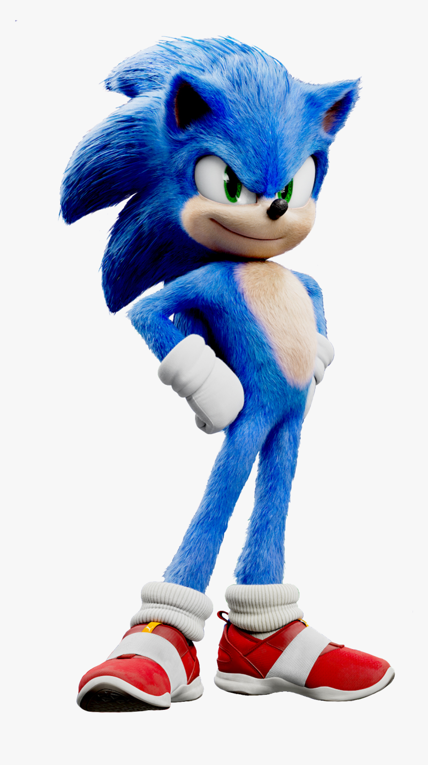 Sonic The Hedgehog Movie 2020 Hd Png Download Transparent Png