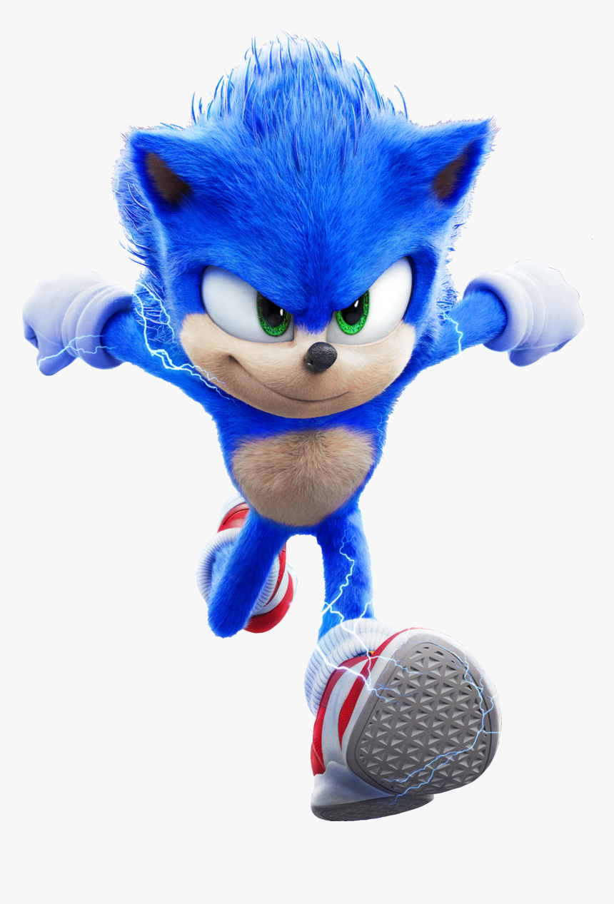 Sonic The Hedgehog 2020 Hd Png Download Transparent Png Image Pngitem