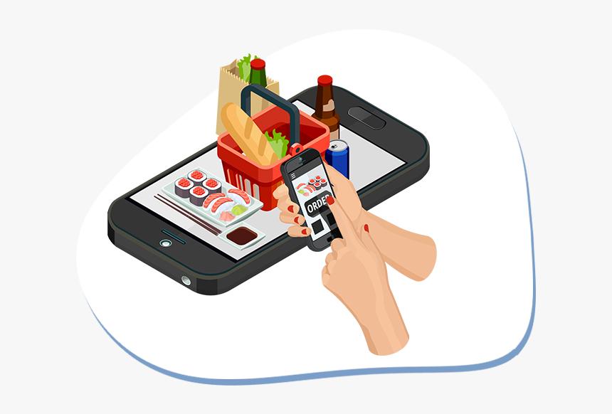 Products Images - Online Food Delivery Platform, HD Png Download ...