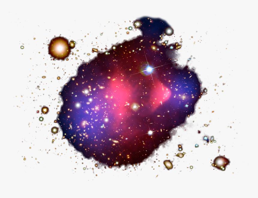 Clip Art Desenho Galaxia Bullet Cluster 1e 0657 56 Hd Png
