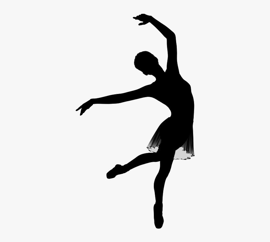 Dancer Png Photo Lyrical Dance Contemporary Dance Silhouette Transparent Png Transparent Png Image Pngitem