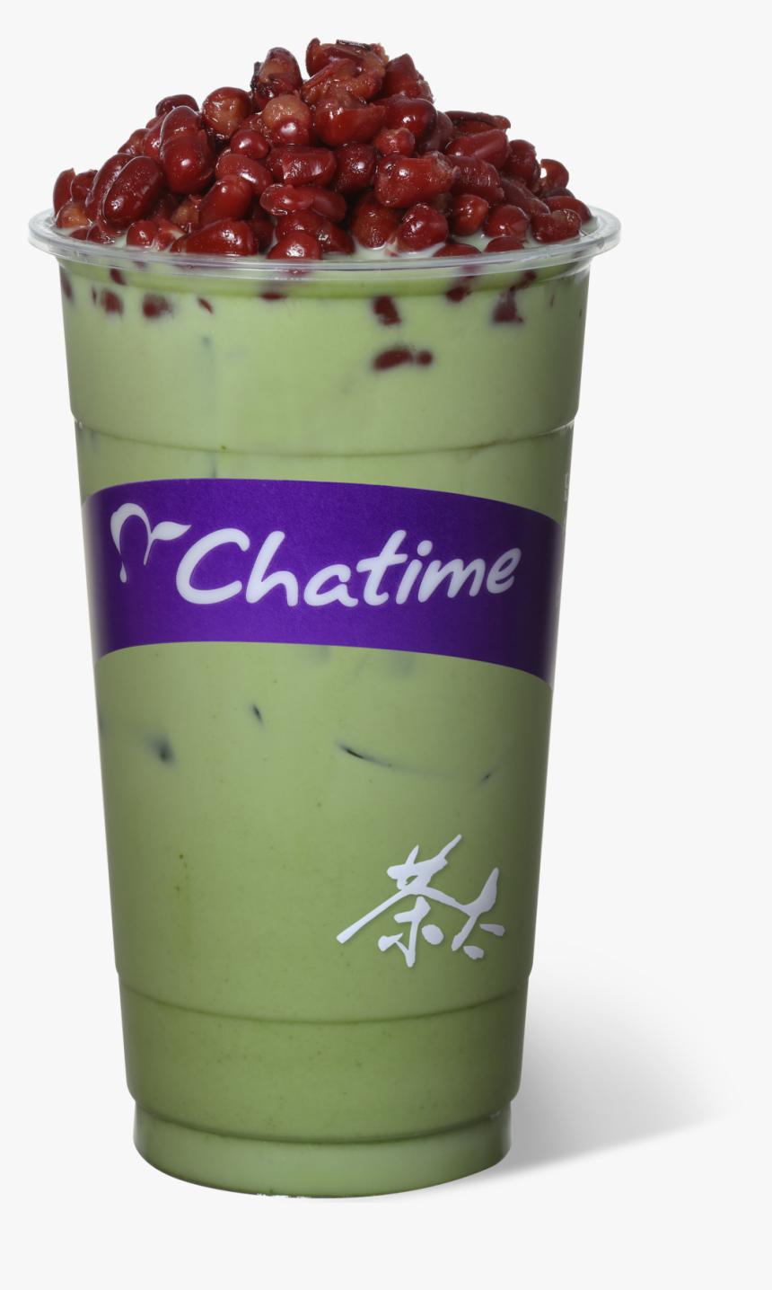 Tªvª E Umatcha Red Bean Milk Tea Chatime Qq Hd Png Download Transparent Png Image Pngitem