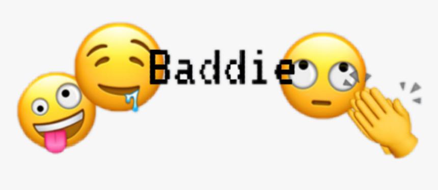 Emojis Aesthetic Baddie Instagram Smiley Hd Png Download