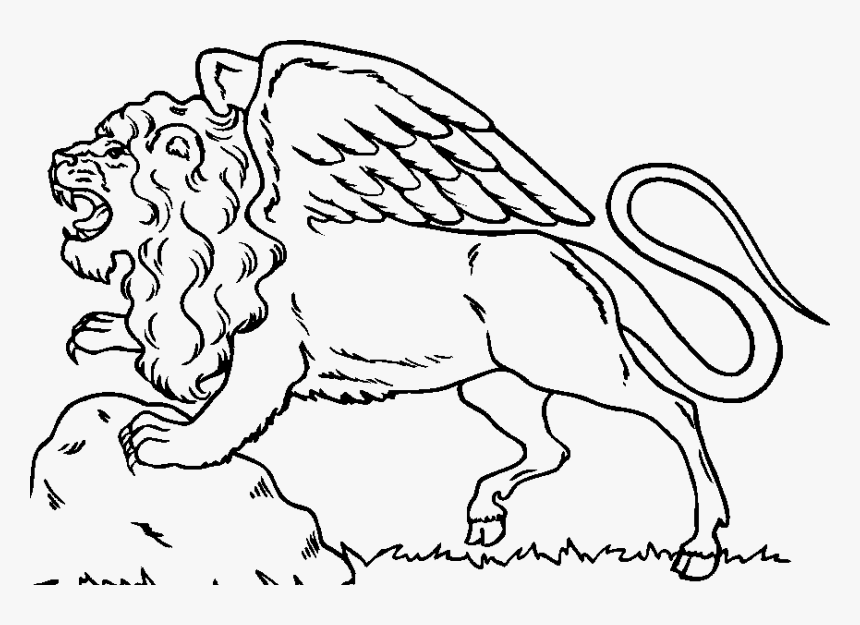 Printable Coloring Lion Lion Coloring Pages To Download Lion With Wings Coloring Page Mandala Hd Png Download Transparent Png Image Pngitem Things to do near the winged lion. printable coloring lion lion coloring