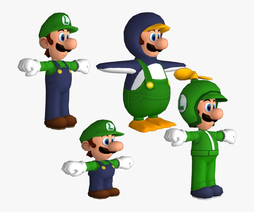 Download Zip Archive Luigi New Super Mario Bros Wii Hd