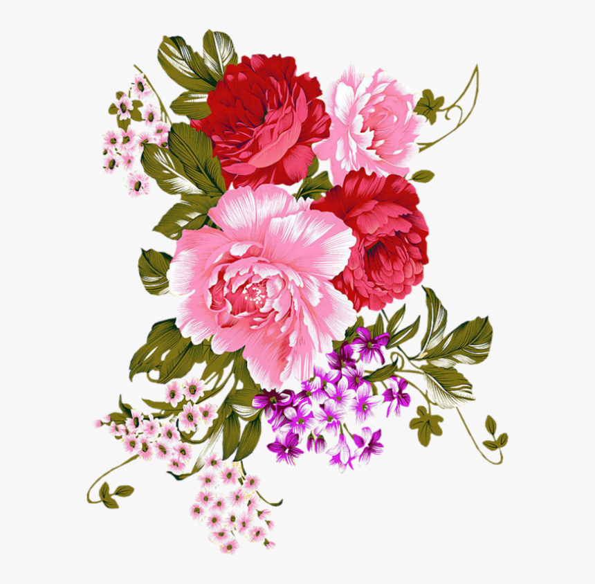 Birthday Flowers With No Background Hd Png Download Transparent Png Image Pngitem