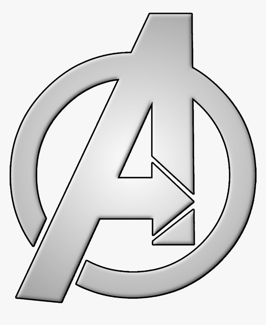 avengers logo white png transparent png transparent png image pngitem avengers logo white png transparent
