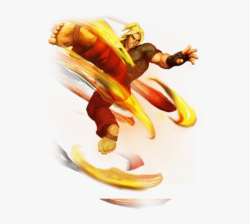 Ken Street Fighter V Png Transparent Png Transparent Png Image